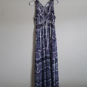 Christopher and Banks Maxi Summer Dress
